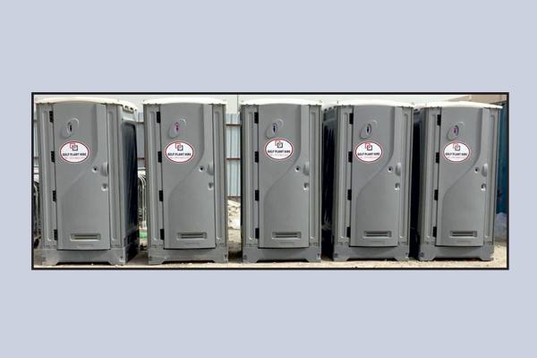 Portable Toilet Exhibition : Portable chemical toilet rent in qatar portable toilet rentals