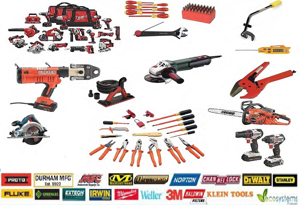 Power Tools supplier